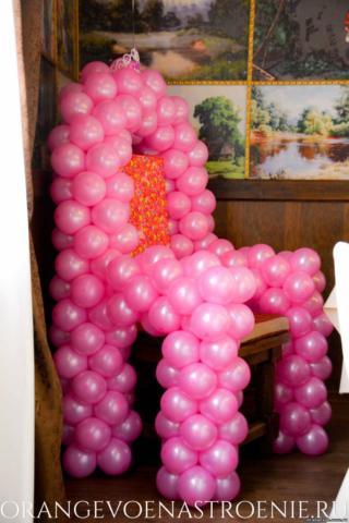 Заказ шаров на детский день рождения